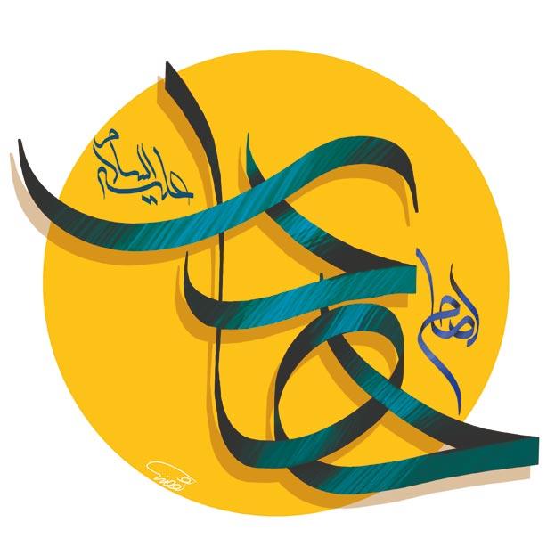 کمپین مبارزه با اهانت کنندگان به امام علی النقی ع،امام نقی،کمپین حمایت از امام هادی،امام نقی جوک